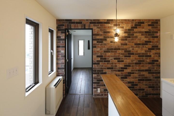 成城  本とともに暮らす家の写真 廊下