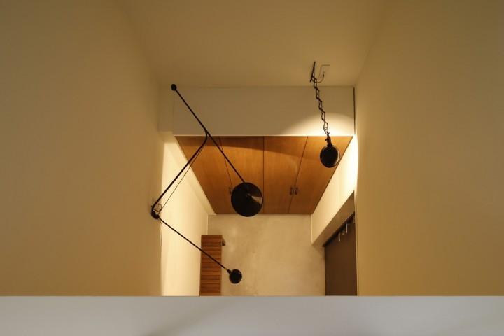 成城  本とともに暮らす家の写真 玄関