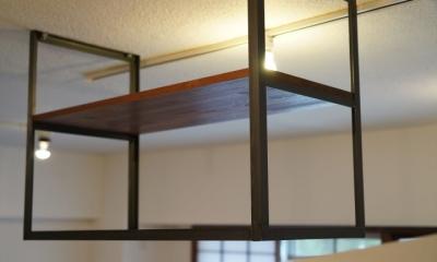 キッチン3|上町 和洋折衷 レトロなお部屋