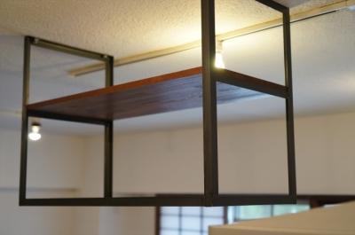 上町 和洋折衷 レトロなお部屋 (キッチン3)