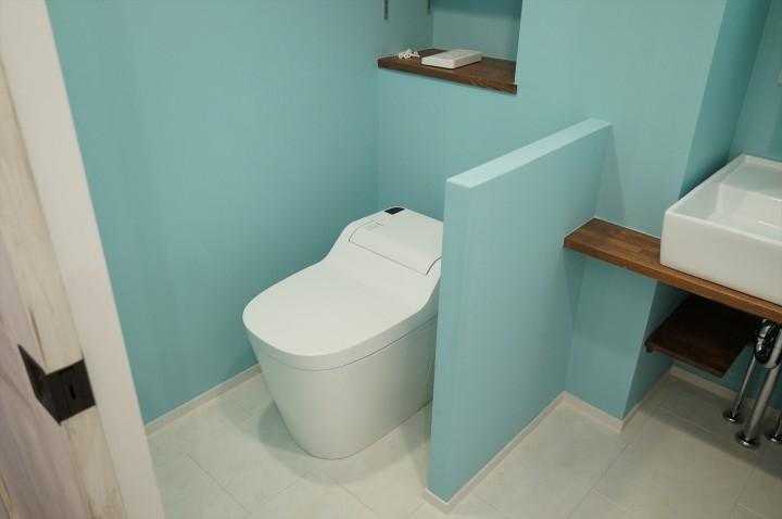 リフォーム・リノベーション会社:M・DESIGN「上町 和洋折衷 レトロなお部屋」