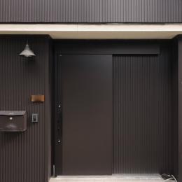 中古住宅 デザインリノベーション (外観)