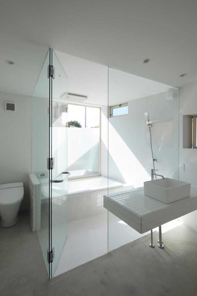 Lakeside-houseの部屋 バスルーム