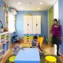 ヨロイの写真 子供部屋