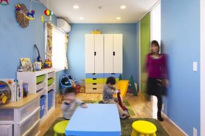 子供部屋 (ヨロイ)