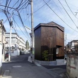 建築家 Qull一級建築士事務所の事例「ふたりの家」