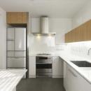 Qull一級建築士事務所の住宅事例「ふたりの家」