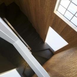 ふたりの家 (階段)