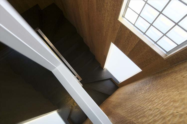 ふたりの家の部屋 階段