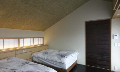 ふたりの家 (寝室)