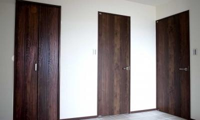 ドア|湘南  海の見える家