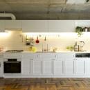 ブルースタジオの住宅事例「LDKをできるだけ広く。その分寝室は最小限の広さに」