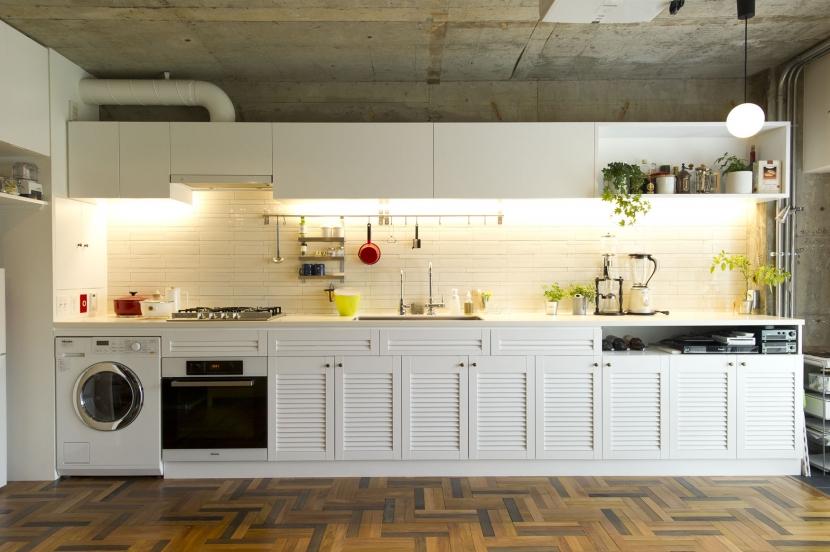 リフォーム・リノベーション会社:ブルースタジオ「LDKをできるだけ広く。その分寝室は最小限の広さに」