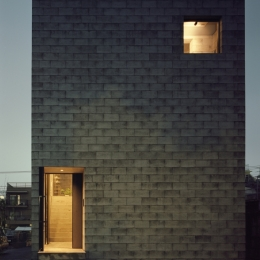 建築家 安藤毅の事例「701-house」