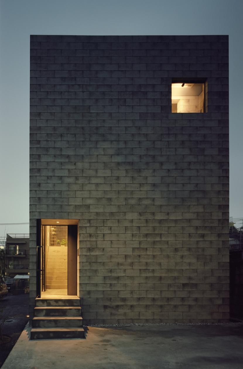 外観 (701-house)