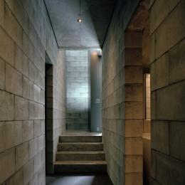 701-house (廊下)