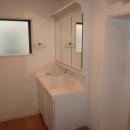 千葉邸の写真 洗面室