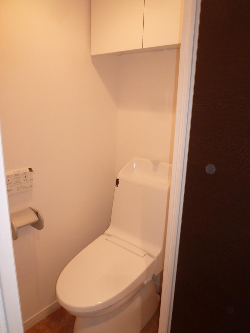 千葉邸の部屋 トイレ