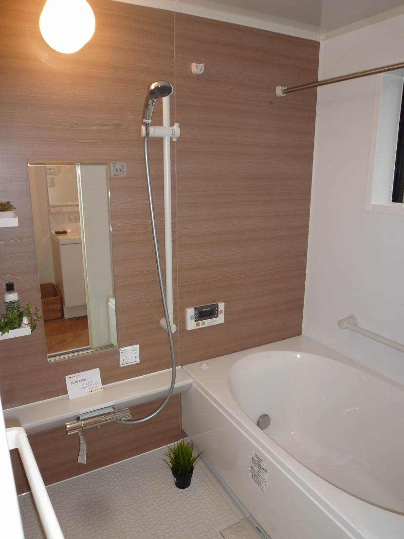 千葉邸の部屋 バスルーム