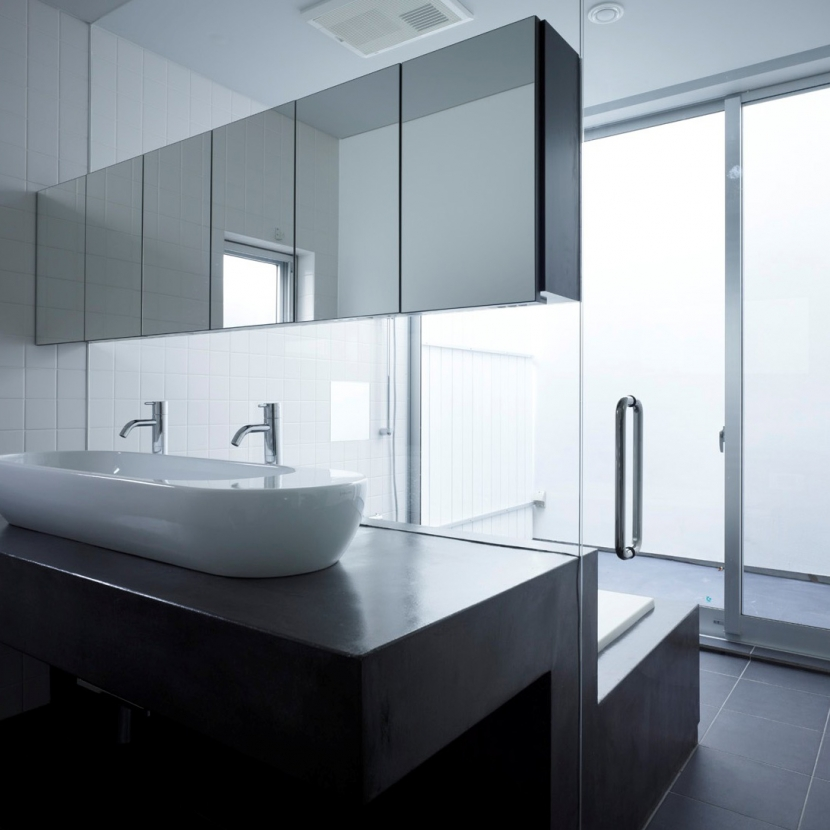 Roji-houseの部屋 バスルーム
