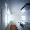 土井一秀の住宅事例「WHITE CAVE」
