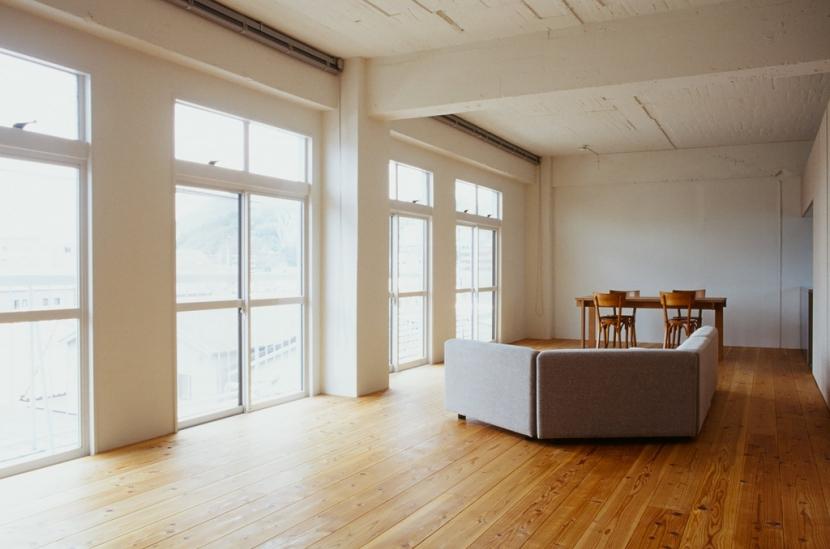 ONE ROOMの部屋 リビング・ダイニング2