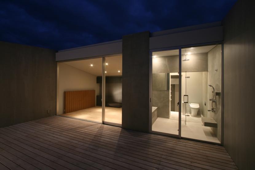 建築家:安藤毅「G-house」