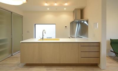 湖風の家 (キッチン)