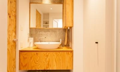 洗面所|新築選びは妥協の連続? リノベーションで 納得できる住まいづくり