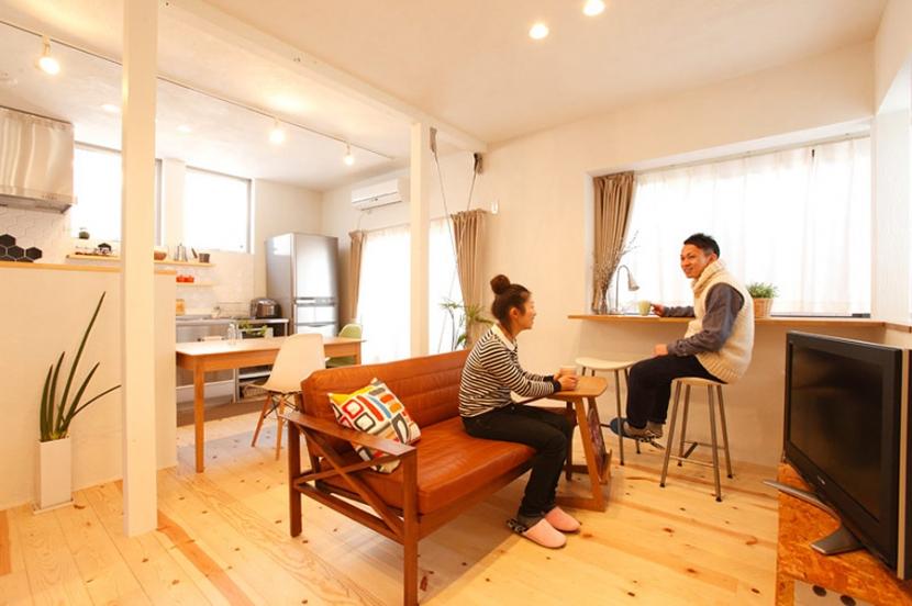 リノベーション・リフォーム会社:LOHAS studio ロハススタジオ「埼玉県H邸」