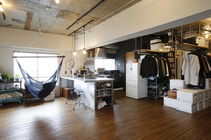 リノベーション・リフォーム会社:M・DESIGN「目黒本町 rough style リノベーション2」
