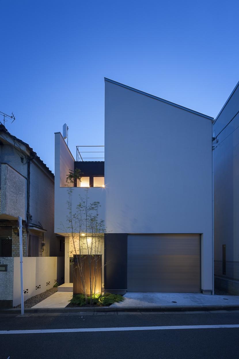建築家:NAOI「ソラのいえ」