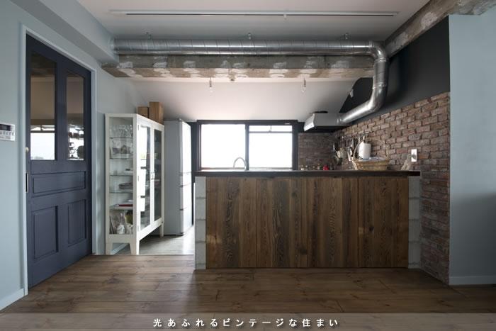 リノベーション・リフォーム会社:スタイル工房「光あふれるビンテージな住まい」