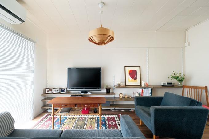 リノベーション・リフォーム会社:リビタ「生活環境と物件価格が決め手 キッチン中心の暮らしやすい間取りに」