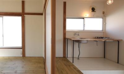 みどり荘 (昭和ダイニングキッチン)