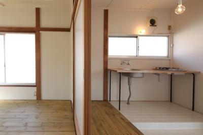 昭和ダイニングキッチン (みどり荘)