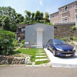 リフォーム・リノベーション会社 株式会社ルーヴィスの事例「減築した家」