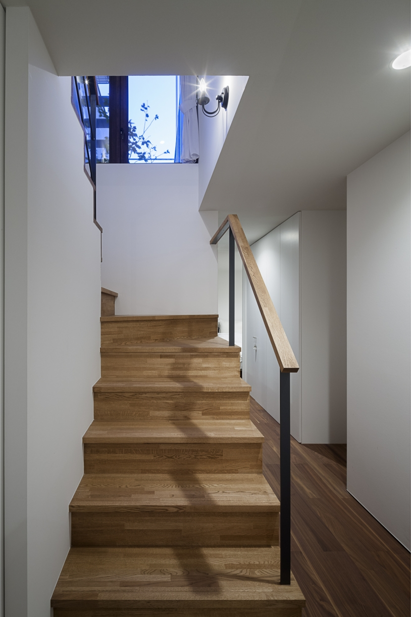 ソラのいえの部屋 階段2