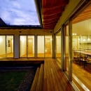 窓辺の家 -window scape-