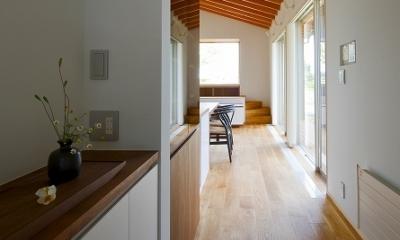 窓辺の家 -window scape- (ホール)