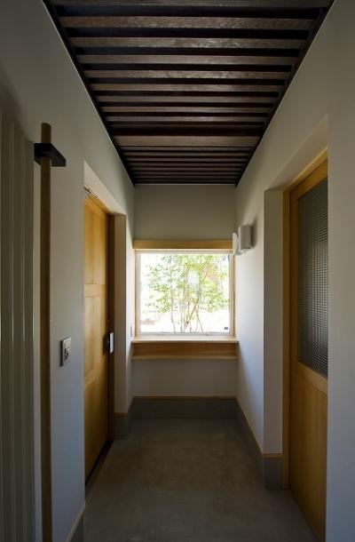 窓辺の家 -window scape- (エントランス)