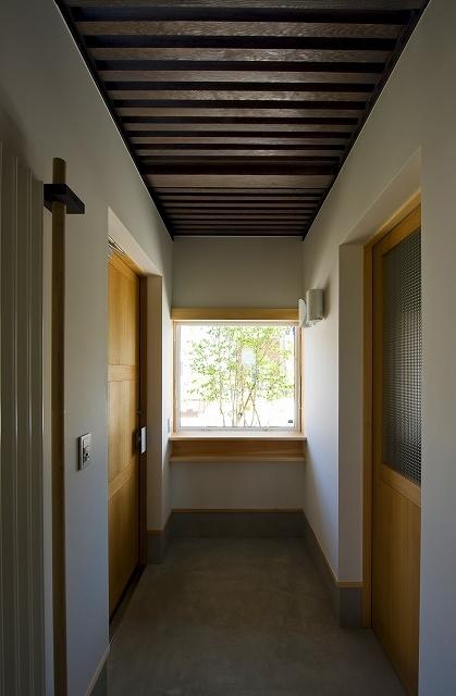 窓辺の家 -window scape-の部屋 エントランス