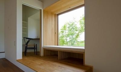 窓辺の家 -window scape- (ソファーの窓辺)
