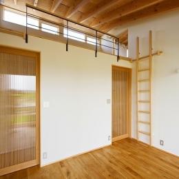 窓辺の家 -window scape- (子供部屋)