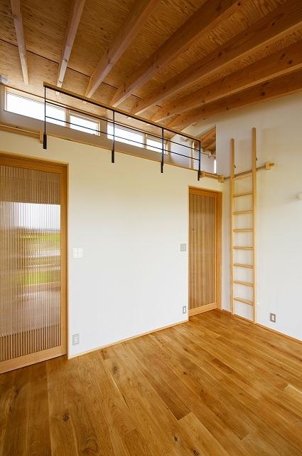 窓辺の家 -window scape-の部屋 子供部屋
