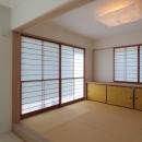 長野上松の家 -spazio unico-