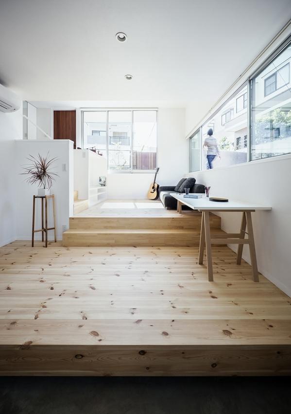 建築家:松井哲哉 / 村田知子「燕居 swallow house」