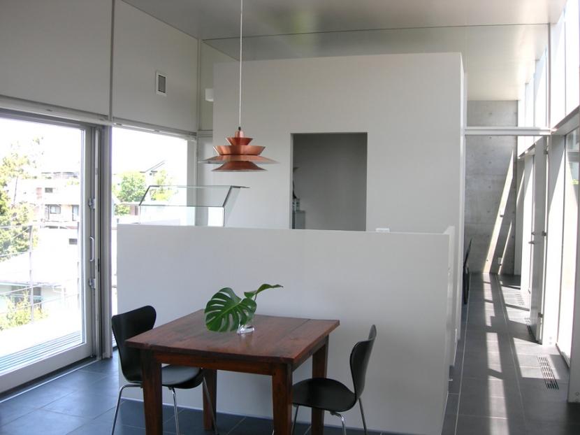 建築家:長井義紀「つつじが丘の住宅」