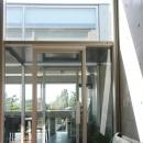 長井義紀の住宅事例「つつじが丘の住宅」