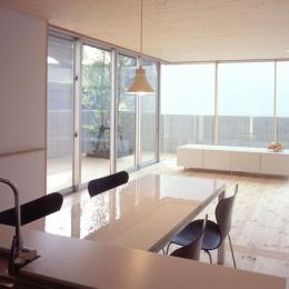 建築家 長井義紀の事例「I-HOUSE」